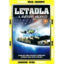 Letadla 2. světové války DVD4 ze 4 - Edice FILMAG Válka - dokument - disk č. 84 (DVD)