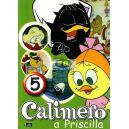 Calimero 5: A Priscilla (Kalimero) (DVD5 ze 13) (DVD)