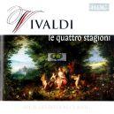 Vivaldi - Čtyři roční období (CD)