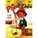 Pinocchio - 1. díl série (Pinokio) - Edice Pohádková edice (DVD)