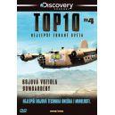 TOP 10 - Nejlepší zbraně světa 4: Bojová vozidla, bombardéry (DVD4 ze 4) (DVD)