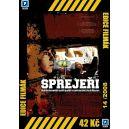 Sprejeři (Na život a na smrt) - Edice Filmák č. 14/2008 (DVD)