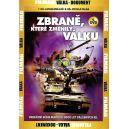 Zbraně, které změnily válku DVD4 z 5 - Edice FILMAG Válka - dokument - disk č. 136 (DVD)