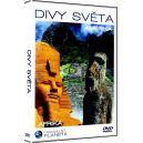 Divy světa (Amerika, Afrika) - Edice Fascinující planeta (BBC dokumenty) (DVD1 z 10) (DVD)