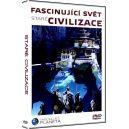 Fascinující svě staré civilizace - Edice Fascinující planeta (BBC dokumenty) (DVD2 z 10) (DVD)