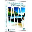 Nejkrásnější destinace - Edice Fascinující planeta (BBC dokumenty) (DVD5 z 10) (DVD)