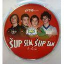 Šup sem, šup tam - Edice DVD edice (DVD č. 45/20085) (DVD) (Bazar)