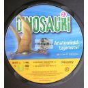 Dinosauři 2: Anatomická tajemství (DVD2 ze 2) (DVD) (Bazar)