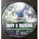 Život v divočině 5: Amazonská džungle (BBC) (DVD5 ze 6) (DVD) (Bazar)