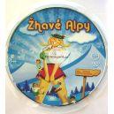 Žhavé Alpy (DVD) (Bazar)