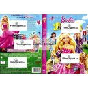 Barbie a Škola pro princezny (DVD OBAL - BOOKLET) (Bazar)