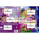 Barbie Princezna a zpěvačka (DVD OBAL - BOOKLET) (Bazar)