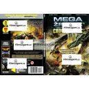 Megažralok vs. Crocosaurus - Edice FILMAG Horor - disk č. 138 (DVD OBAL - BOOKLET) (Bazar)