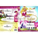 Barbie a tři mušketýři (DVD OBAL - BOOKLET) (Bazar)