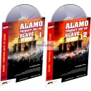 Alamo: Třináct dní ke slávě 1 + 2 2DVD KOMPLETNÍ KOLEKCE - Edice Akce (DVD)