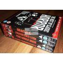 To nejlepší z hororů 4DVD (Dracula, Frankenstein, Vlkodlak, Frankensteinova nevěsta) SPECIÁLNÍ EDICE (DVD) (Bazar)