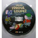 Velká sýrová loupež - Edice Aha! (DVD) (Bazar)