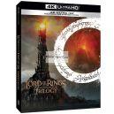 Pán prstenů KOMPLETNÍ TRILOGIE: Prodloužená a kinová verze 9 UHD BD (UHD BD 4K) (UHD 4K Bluray)