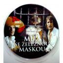 Muž se železnou maskou (1977) - Edice Filmové návraty (DVD) (Bazar)