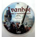 Ivanhoe: Balada o statečném rytíři - Edice FILMAG Zábava - disk č. 55 (DVD) (Bazar)