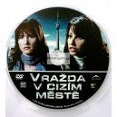 Vražda v cizím městě (Klářin portrét) - Edice Blesk (DVD) (Bazar)