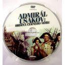 Admirál Ušakov: hrdina Černého moře - Edice FILMAG Zábava - disk č. 44 (DVD) (Bazar)
