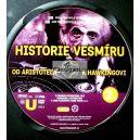 Historie vesmíru 2 - Od Aristotela k Hawkingovi (DVD2 ze 3) (DVD) (Bazar)