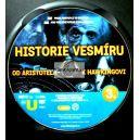 Historie vesmíru 3 - Od Aristotela k Hawkingovi (DVD3 ze 3) (DVD) (Bazar)