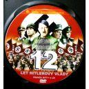 12 let Hitlerovy vlády 6 (DVD6 ze 6) (DVD) (Bazar)