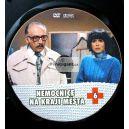 Nemocnice na kraji města 6 - Edice Blesk (DVD6 z 10) (DVD) (Bazar)