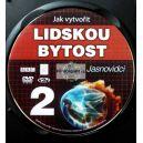Jak vytvořit lidskou bytost 2 - Jasnovidci - disk 2 ze 4 (DVD) (Bazar)