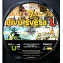 7 divů světa 1: Největší a nejúžasnější (DVD1 ze 4) (DVD) (Bazar)