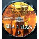 Brána do světa záhad: Vzkříšení dávných světů 1 – Síla a sláva (DVD1 ze 3) (DVD) (Bazar)