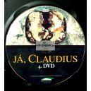 Já, Claudius DVD4 - díly 7 + 8 - Edice FILMAG Zábava - disk č. 29 (DVD) (Bazar)