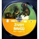 Život savců: příběh o přežití 1 - Edice MF Dnes (DVD1 z 5) (DVD) (Bazar)