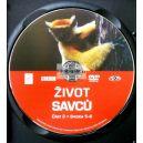 Život savců: příběh o přežití 3 - Edice MF Dnes (DVD3 z 5) (DVD) (Bazar)