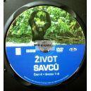 Život savců: příběh o přežití 4 - Edice MF Dnes (DVD4 z 5) (DVD) (Bazar)