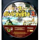 7 divů světa 3: Divy Východu (DVD3 ze 4) (DVD) (Bazar)
