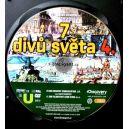 7 divů světa 4: Duchové divů (DVD4 ze 4) (DVD) (Bazar)