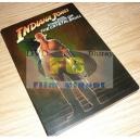 Indiana Jones a Království křišťálové lebky 2DVD STEELBOOK (4. díl) (DVD) (Bazar) - ! SLEVY a u nás i za registraci !