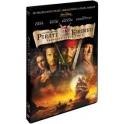Piráti z Karibiku 1: Prokletí Černé perly (DVD)
