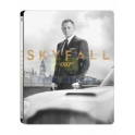 Skyfall - STEELBOOK LIMITOVANÁ EDICE - James Bond 007 (23. bondovka) (Bluray)