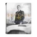 Skyfall - STEELBOOK LIMITOVANÁ EDICE - James Bond 007 (23. bondovka) (Bluray)