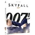 Skyfall - LIMITOVANÁ EDICE S RUKÁVEM - James Bond 007 (23. bondovka) (Bluray)