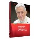 Návštěva papeže Benedikta XVI. v České republice (4 DVD) (DVD)