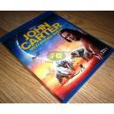 John Carter: Mezi dvěma světy (Bluray) (Bazar)