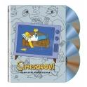 Simpsonovi: 1. série, 3DVD (DVD)
