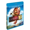 Lví král 3: Hakuna Matata SE -- Combo Bluray + DVD (Bluray)