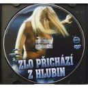 Zlo přichází z hlubin (DVD) (Bazar)