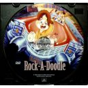 Rock a Doodle (Rock a Doodle aneb jak sluníčko zase vyšlo) - Edice Vapet dětem (DVD) (Bazar)